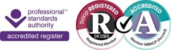 BACP Accredited Logo
